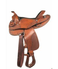 HKM Saddle Austin