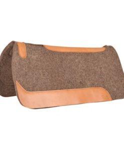 HKM Saddle Pad with Wool Felt Classic
