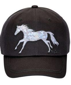 AWST International Shiny Horse Cap
