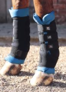 Horse Therapy Blankets and Boots Western