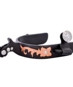 Metalab Copper Crystal Youth Spurs