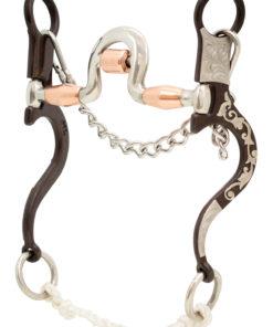 Metalab Tyler Magnus Series Loose Ring Port Spoon Bit
