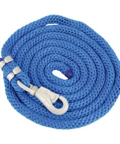 """Equi-Sky 5/8"""" PP Lead With Bull Snap"""