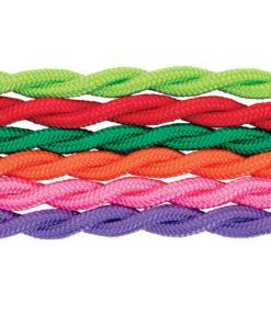 Equi-Sky Basic Rope Halter - 12 Pack Assorted