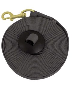 Equi-Sky Lunge Line With Rubber Stopper