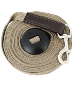 Lami-Cell Heavy Duty Lunge Line With Rubber Stopper