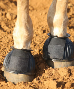 Lami-Cell Rubber Over-Reach Bell Boots