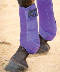 Lami-Cell Ventex 22 Front Boots Purple