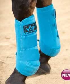 Lami-Cell Ventex 22 Front Boots Turquoise