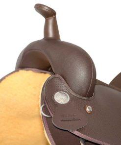 Wintec Barrel Synthetic Saddle