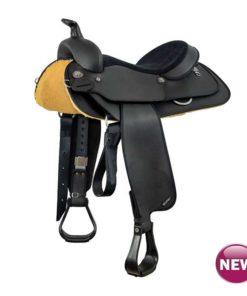 Wintec Frontier FQ Saddle Full QH Bars
