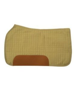 LÉTTIA Collection Western Pads - Tan